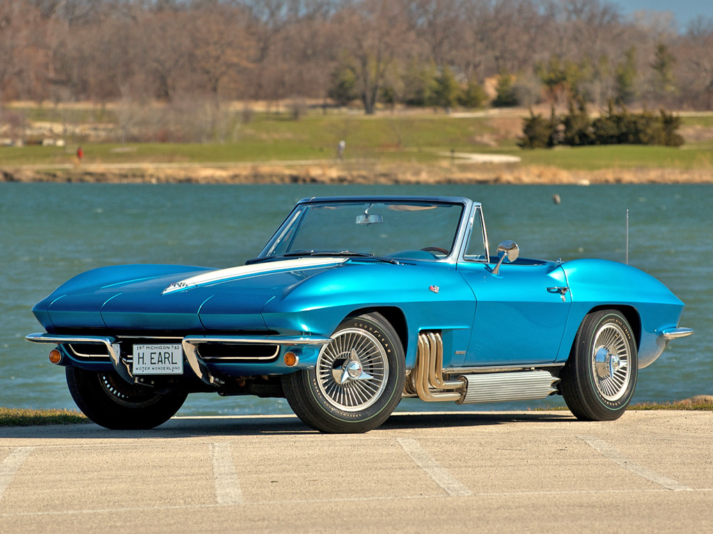 1963 chevrolet corvette sting ray convertible show car chevrolet. Black Bedroom Furniture Sets. Home Design Ideas