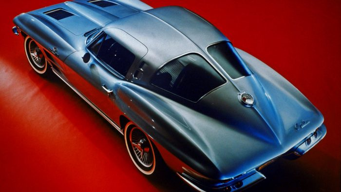 1963 Chevrolet Corvette Sting Ray 'Split Window'