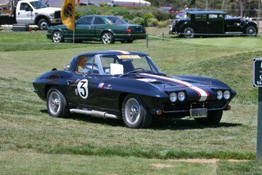 1963 Chevrolet Corvette Sting Ray Z06