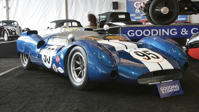 Cooper Type 61 Monaco King Cobra