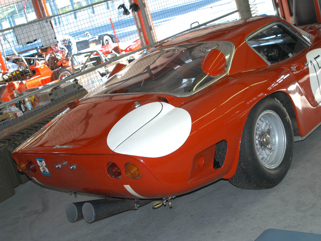 1965 Bizzarrini 5300 GT Corsa