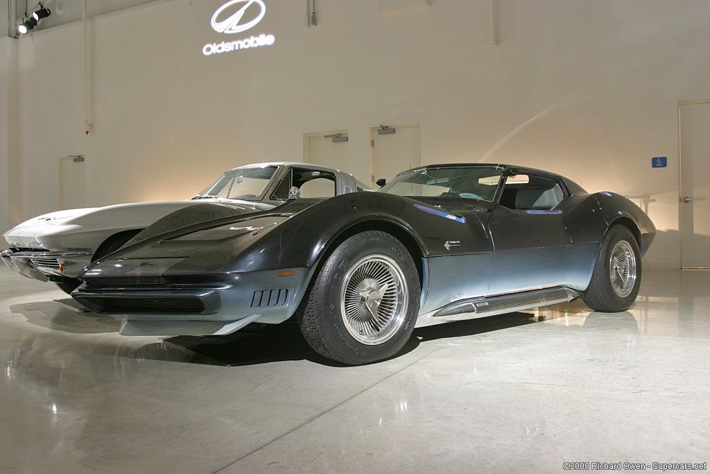 1965 Chevrolet Corvette Manta Ray Chevrolet
