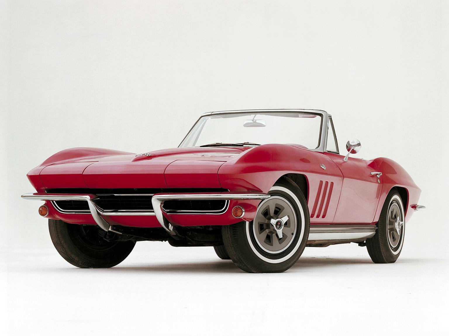 1965 Chevrolet Corvette Sting Ray Convertible L84 327/375 HP