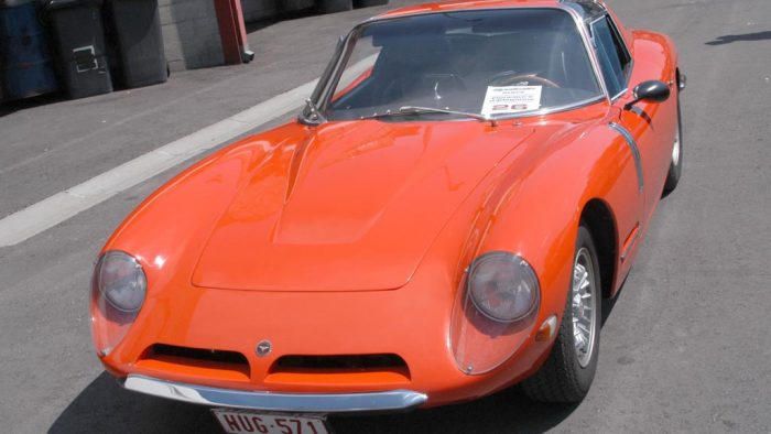 1966 Bizzarrini 1900 GT Europa