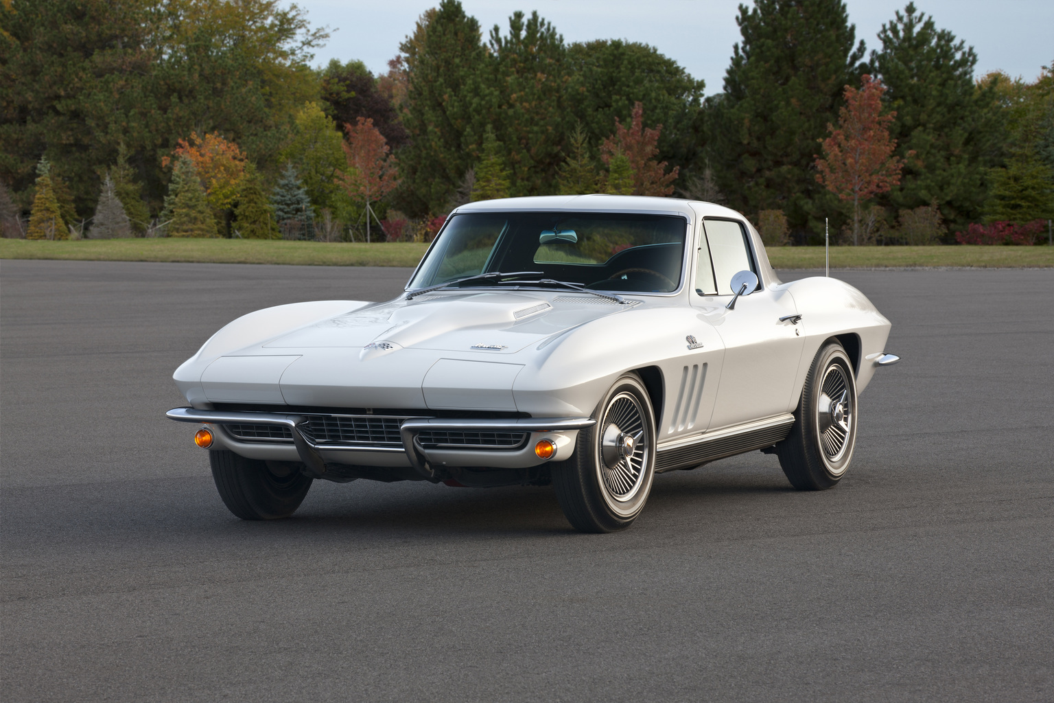 1966 Chevrolet Corvette Sting Ray L36 427 390 Hp