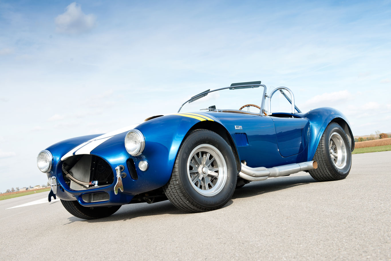 Read more about the 1966 shelby cobra 427 s c