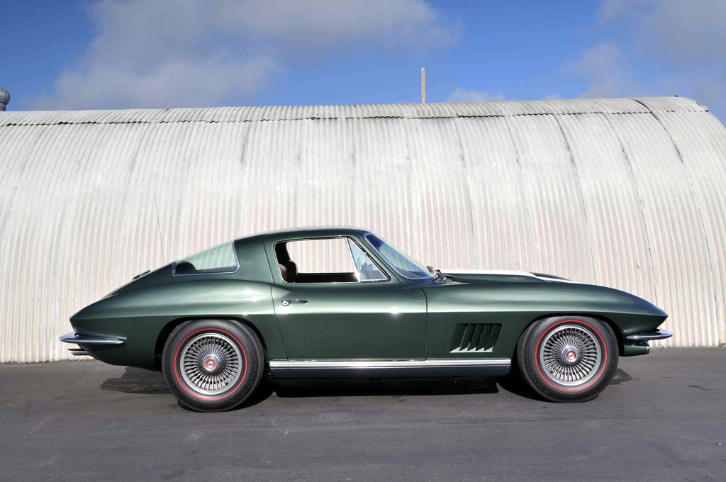 1967 Chevrolet Corvette Sting Ray L89 Chevrolet