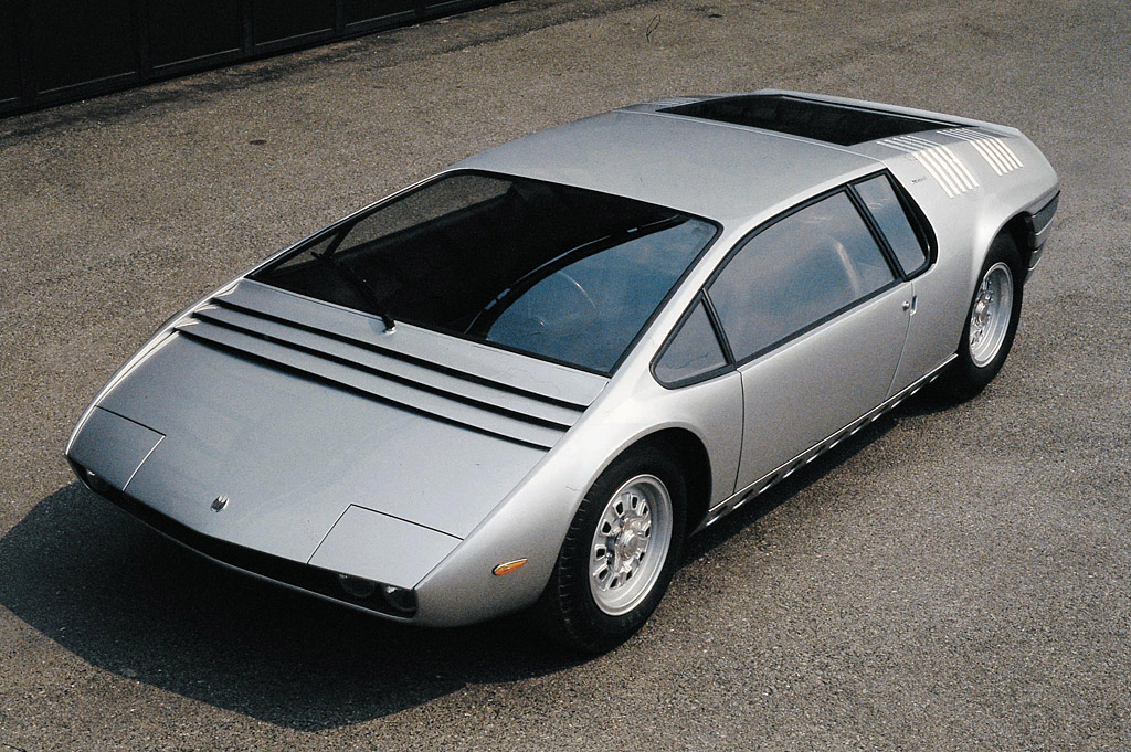 1968 Bizzarrini Manta Concept Bizzarrini Supercars Net