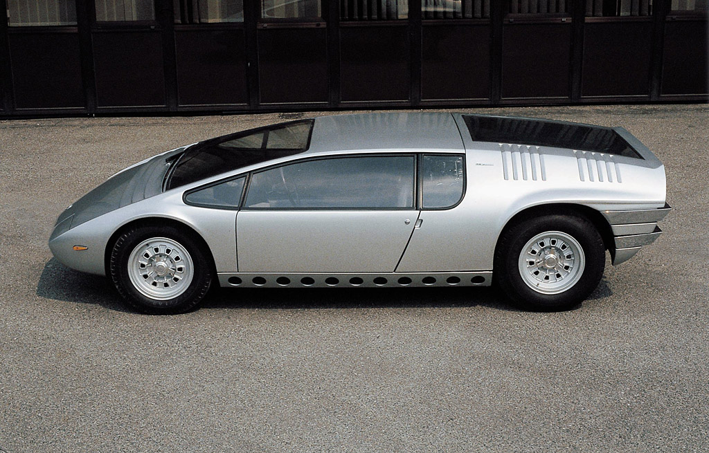 1968 Bizzarrini Manta Concept