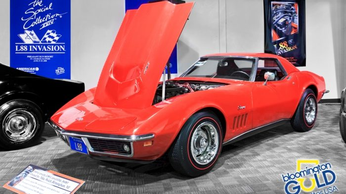 1968 Chevrolet Corvette Stingray L88 Convertible