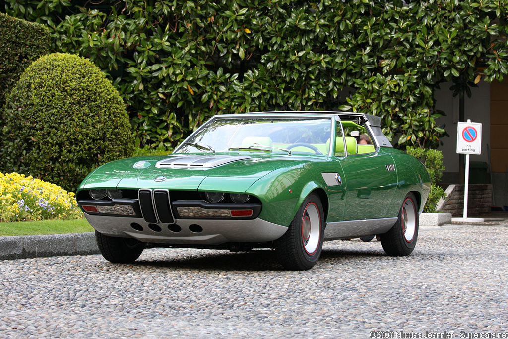 1969 BMW 2800 Spicup