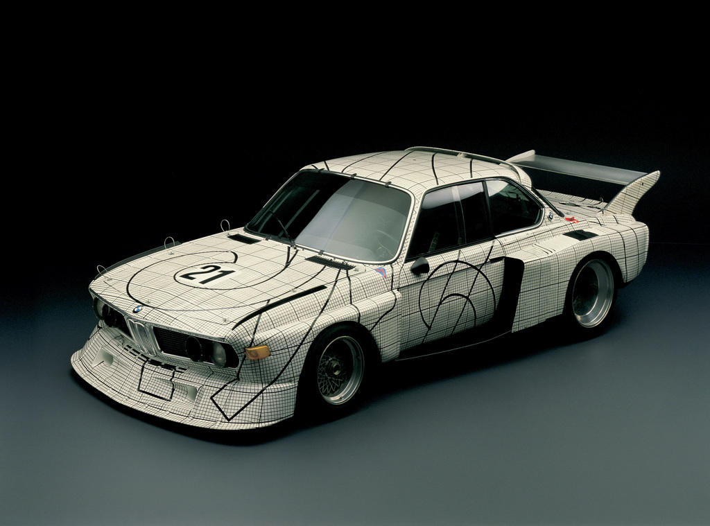 1976 BMW 3.0 CSL Group 5