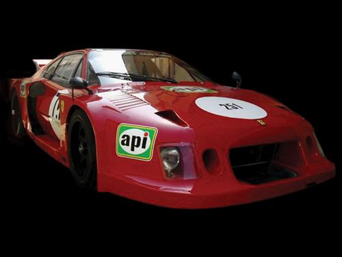 1979 Facetti 308 Carma FF