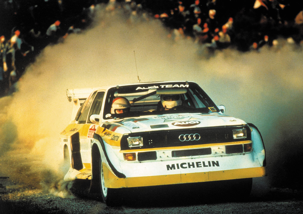 1985 audi sport quattro s1 pics information. Black Bedroom Furniture Sets. Home Design Ideas