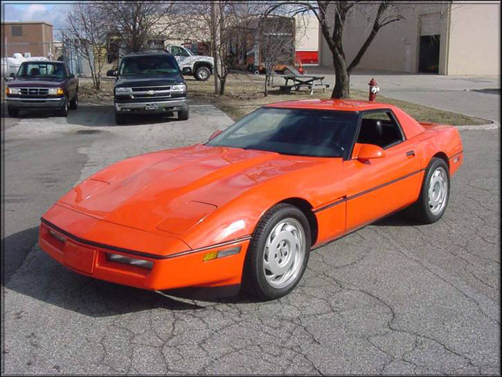 1989 Chevrolet Corvette ZR2 'Big Doggie'