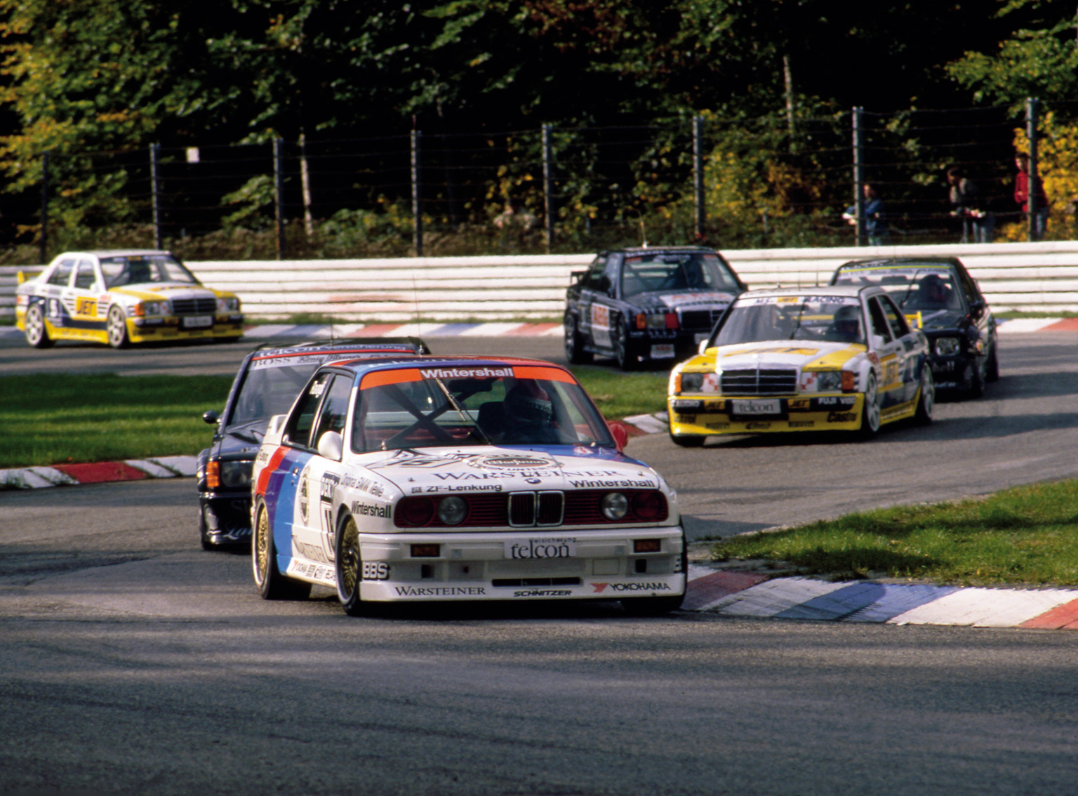 1990 BMW M3 Group A