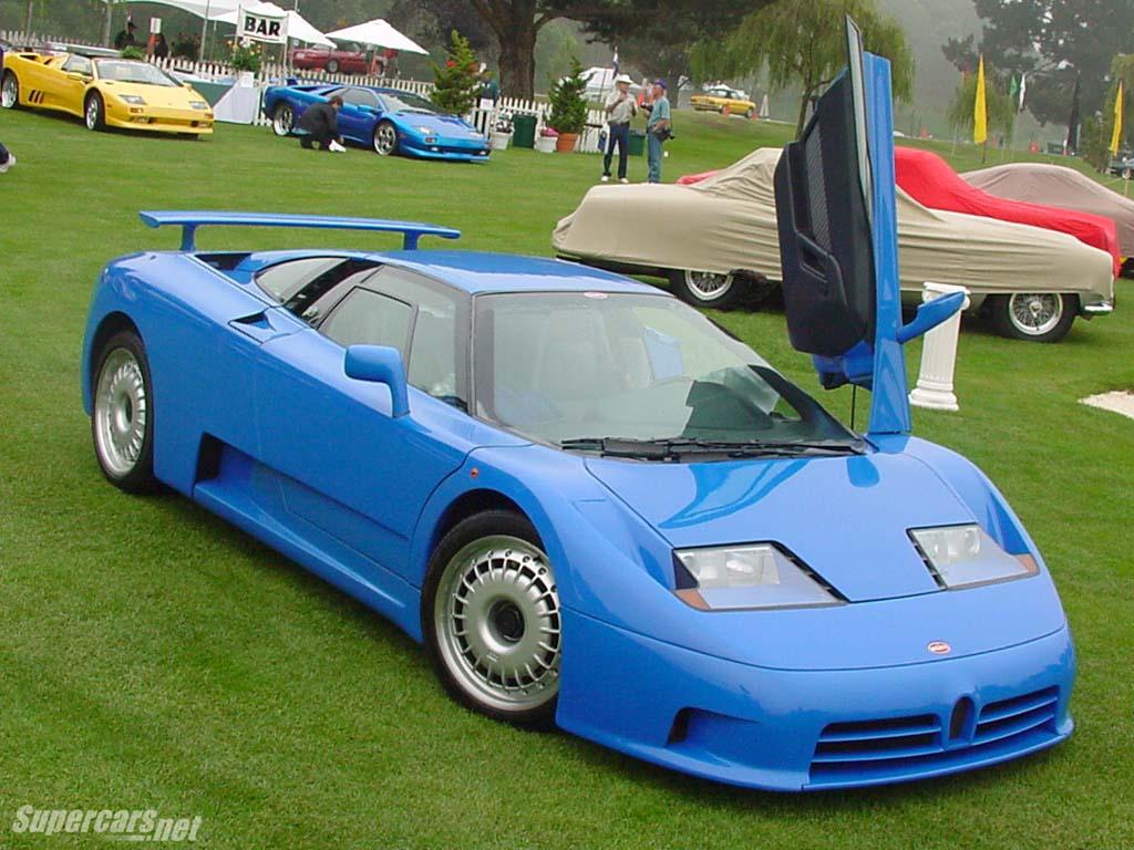 Image result for bugatti eb110