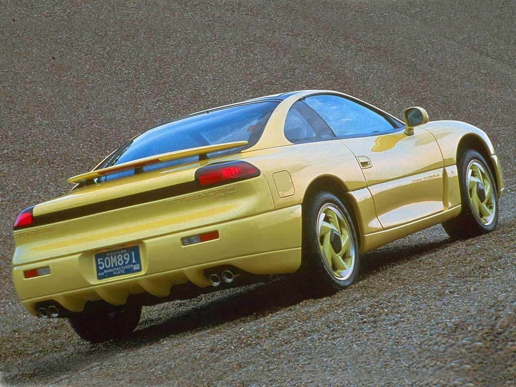 1992 Dodge Stealth 1991 Dodge Stealth Rt Turbo Supercarsnet