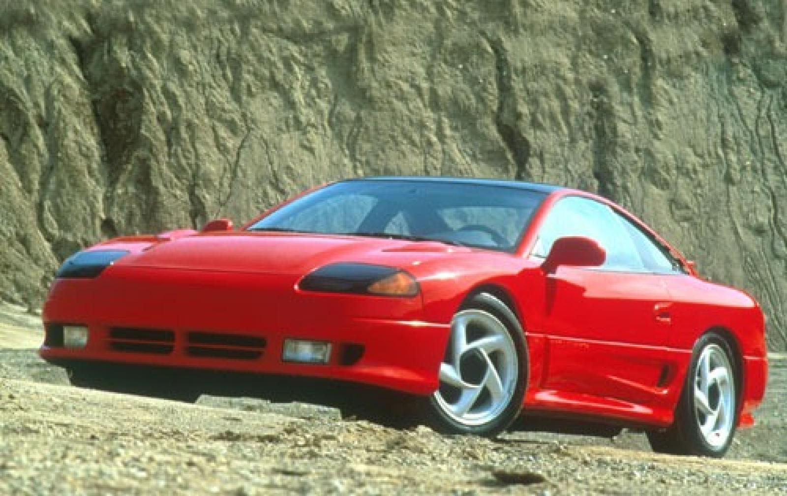 1991 Dodge Stealth Rt Turbo Pics Amp Information