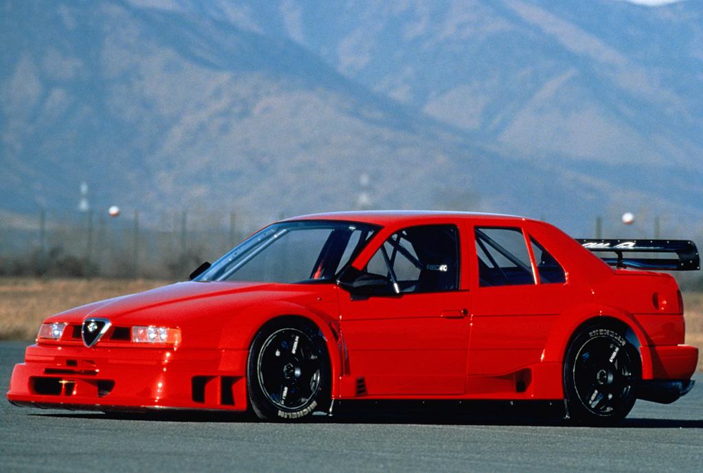 1993→1996 Alfa Romeo 155 V6 TI