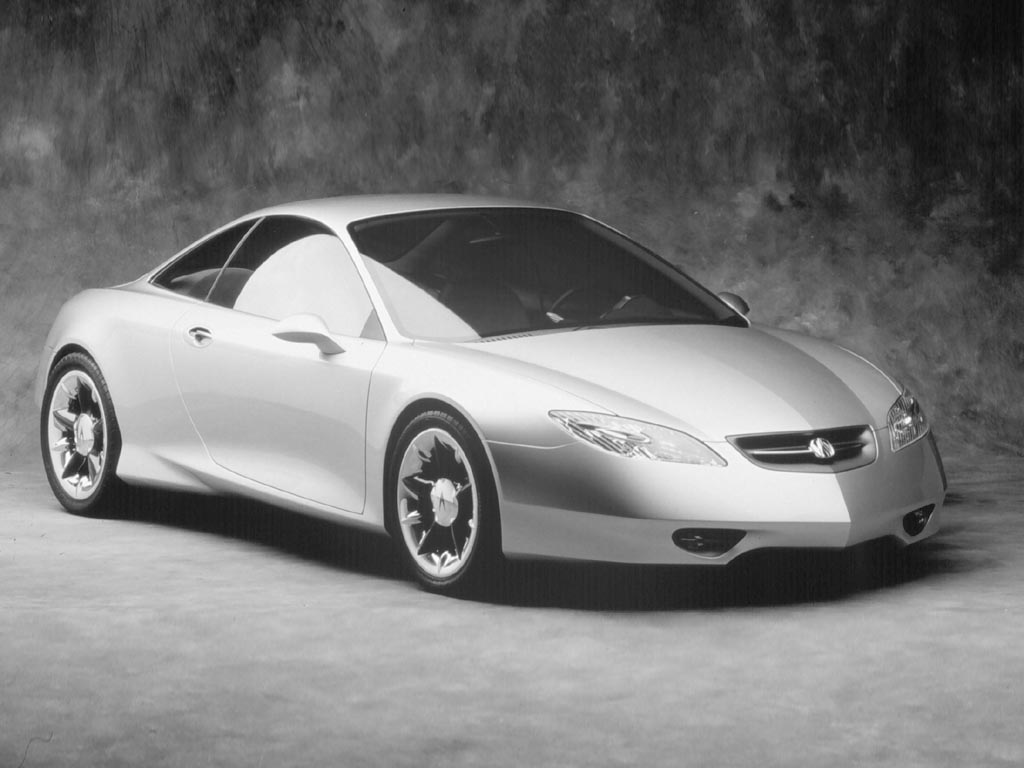 1995 Acura CL-X Concept - Supercars.net