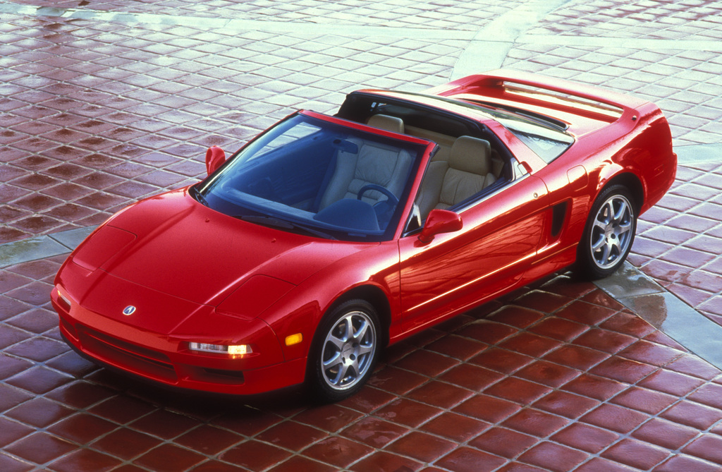 1995 Acura NSX-T | Review | SuperCars.net