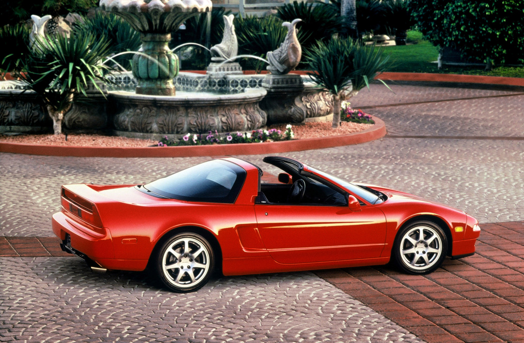 1995 acura nsx t review. Black Bedroom Furniture Sets. Home Design Ideas
