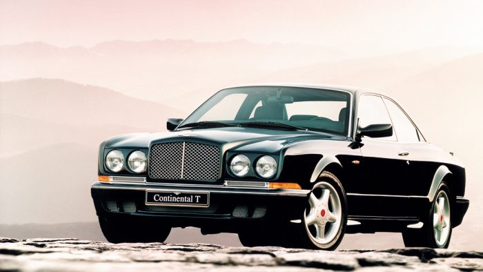 Continental Supersports ISR Convertible