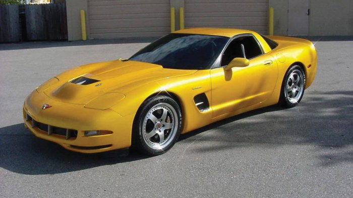 1997 Chevrolet Corvette 'Tiger Shark'