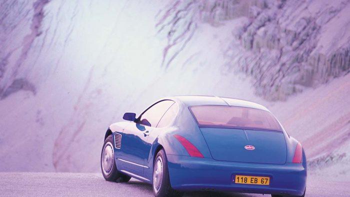 1998 Bugatti EB118