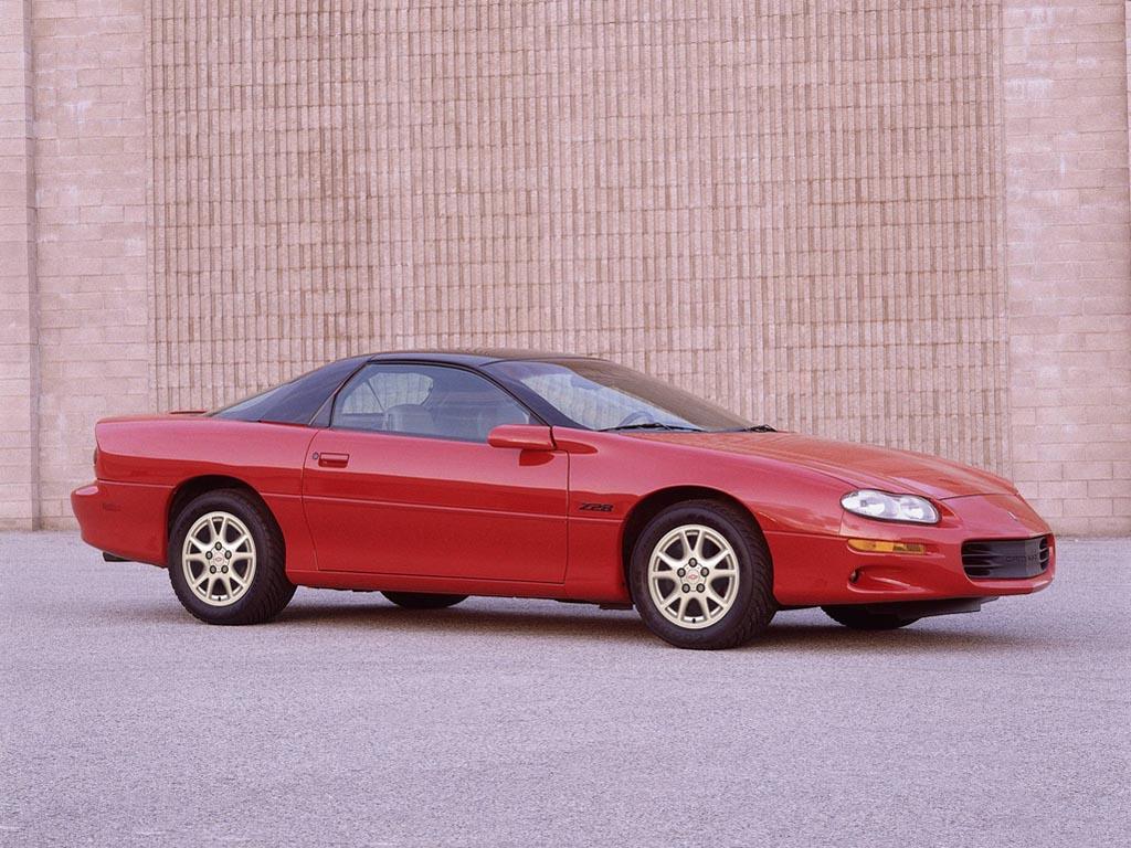 1998 Chevrolet Camaro Z28 Coupe