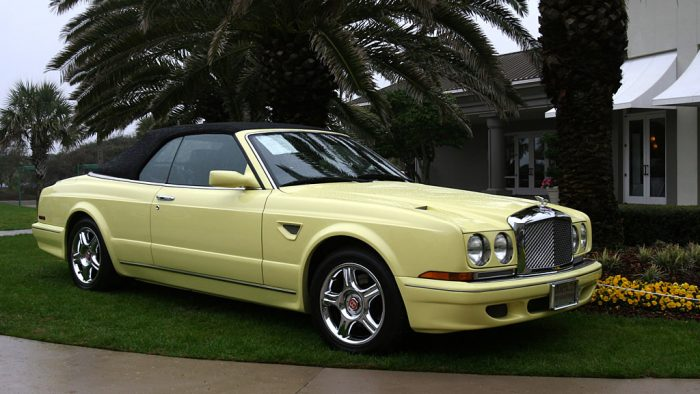1999 Bentley Azure Mulliner