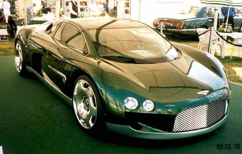 1999 Bentley Hunaudieres Concept Supercars Net