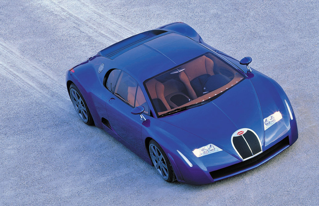 1999 Bugatti 18/3 Chiron