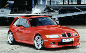 2000 AC Schnitzer Z3 M Coupe S Read