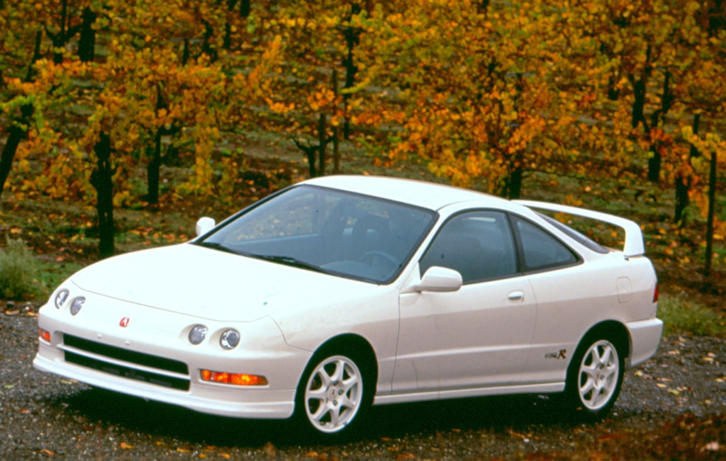 2000 Acura Integra Type-R | Acura | SuperCars.net