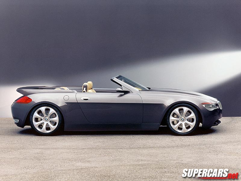 2000 Bmw Z9 Convertible Concept Bmw Supercars Net