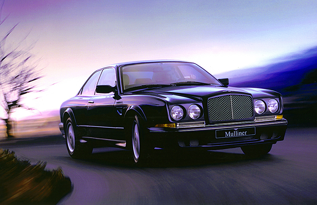 2000 Bentley Continental R Mulliner