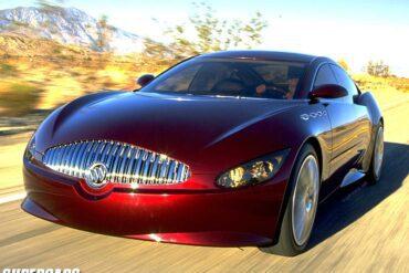 2000 Buick LaCrosse Concept