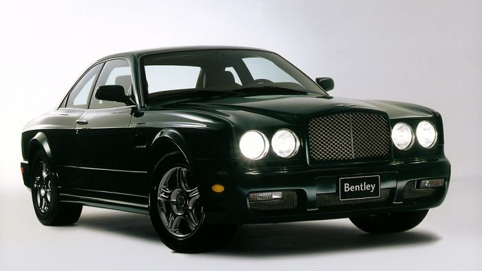 2001 Bentley Continental T Personal Commission