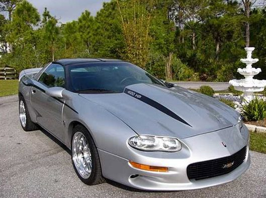 2001 Berger Camaro Dick Harrell Edition