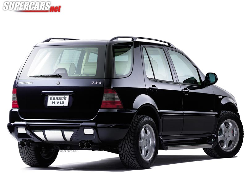 2001 Brabus M V12
