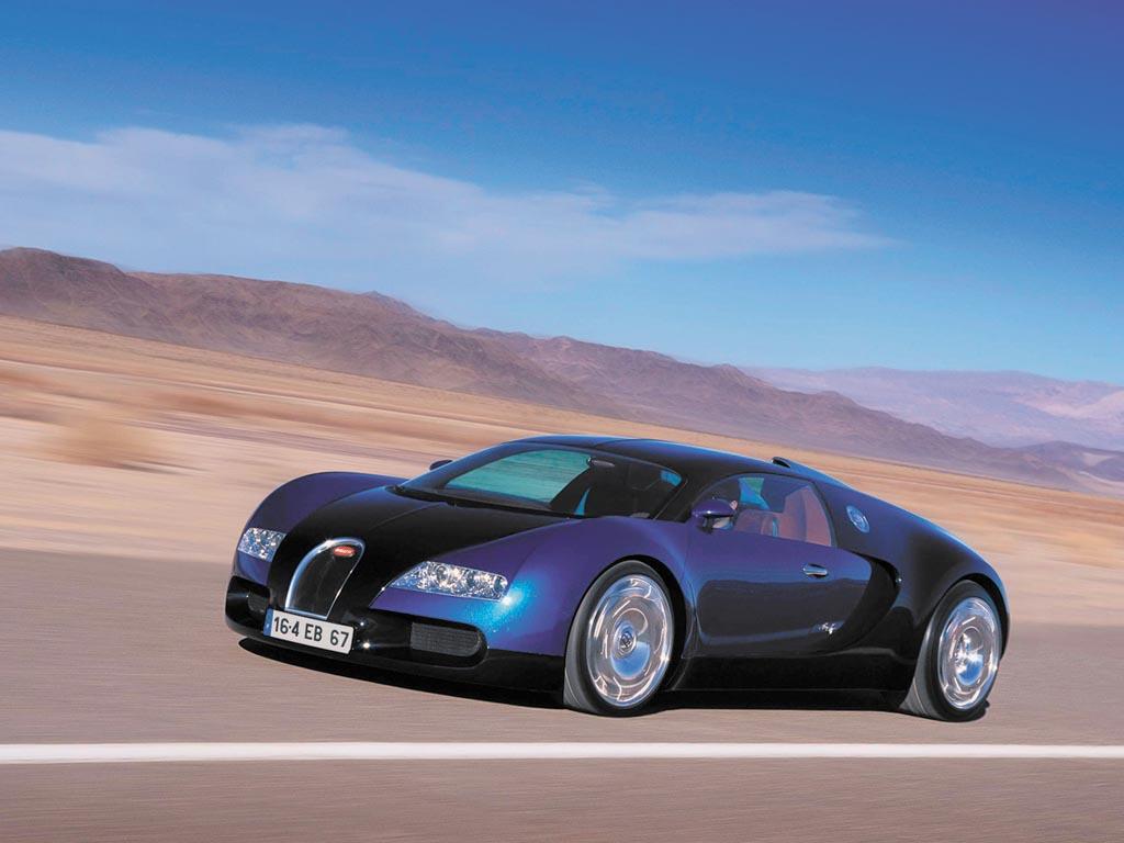 2001 bugatti veyron