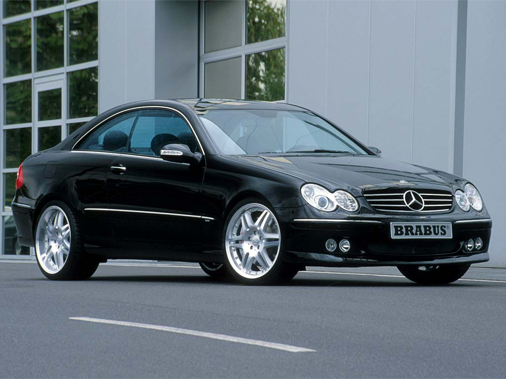 2002 brabus clk 500 brabus. Black Bedroom Furniture Sets. Home Design Ideas