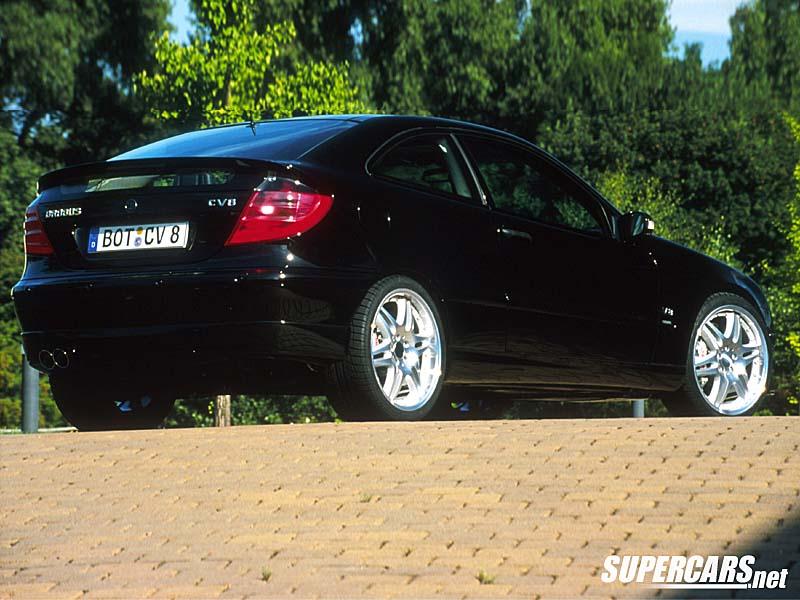2002 Brabus C V8 Sportscoupe