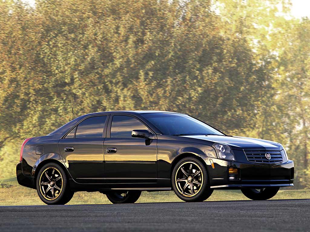 2002 Cadillac CTSm Concept