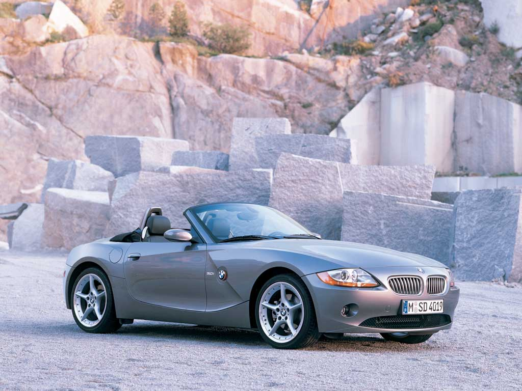 2003 Bmw Z4 3 0i Review Supercars Net