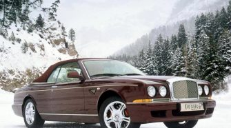 2003 Bentley Azure Final Series