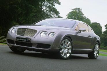 2003→2010 Bentley Continental GT