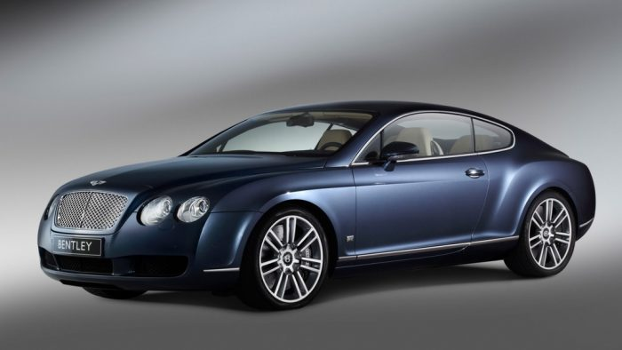 2003 Bentley Continental GT Diamond Series